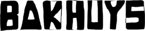 Bakhuys logo