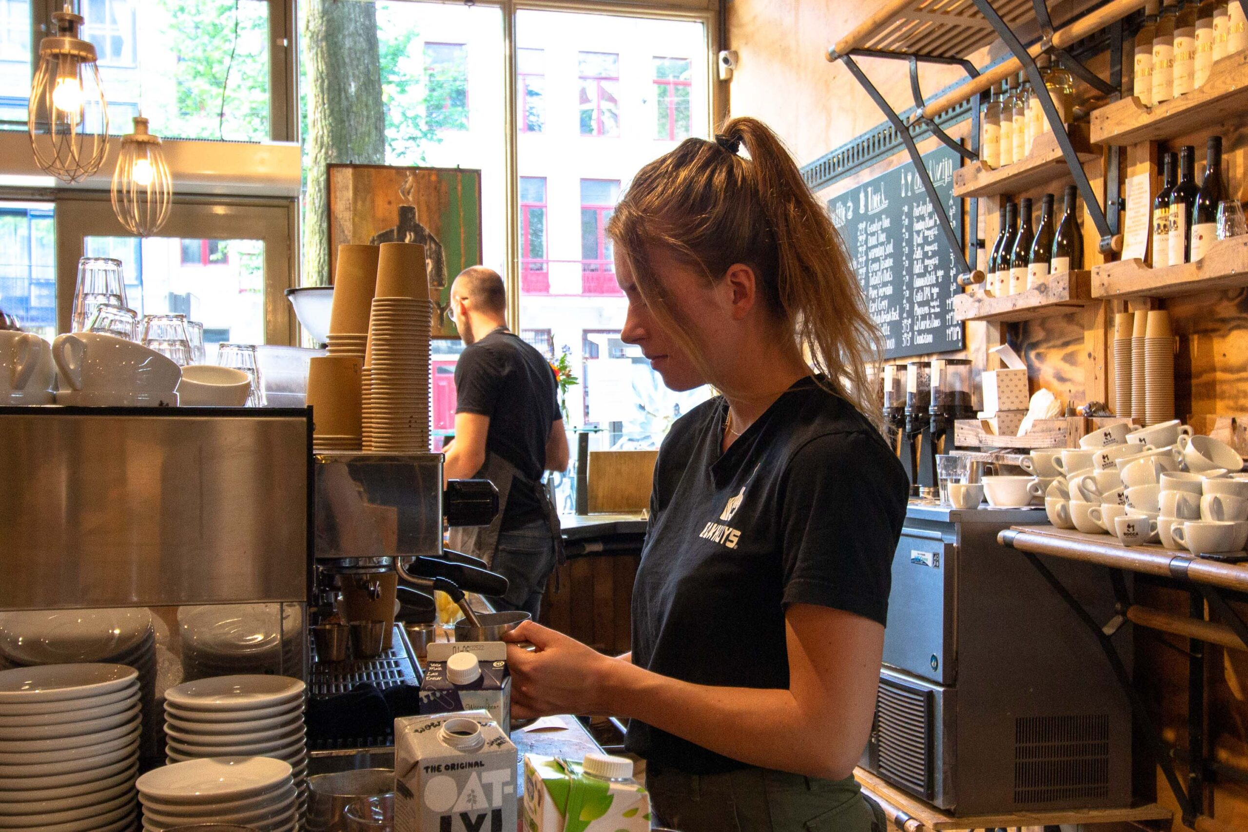 Bakhuys barista